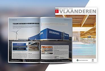 Euroports - Artikel in Bouwen aan Vlaanderen