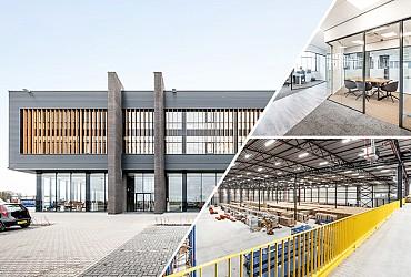 Project in de kijker: Heylen Warehouses, Berkel en Rodenrijs (NL)