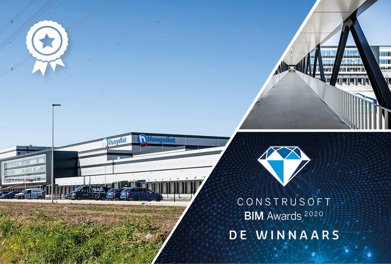 ASK Romein wint Construsoft BIM Award